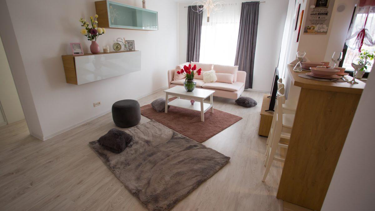 Apartament cu 2 camere în Green Hills Piatra Neamț